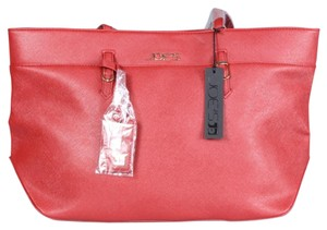 JOE'S Jeans Tote in Red