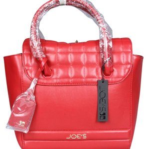 JOE'S Jeans Satchel in Red