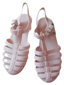 ALDO Jellies Beige Sandals