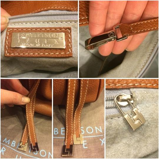 Lambertson Truex Overnight Laptop Shoulder Everyday Hobo Louis Vuitton Keepall Duffle Monogram Camel Travel Bag