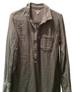 Merona Button Down Shirt Mint and gray