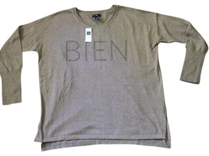 Gap Rhinestone Bien Sweater