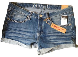 Rue 21 Cuffed Shorts