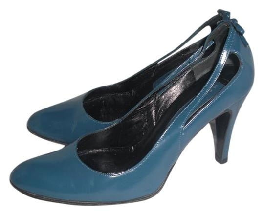 Preload https://img-static.tradesy.com/item/17149234/marc-jacobs-blue-patent-leather-pumps-size-us-7-regular-m-b-0-2-540-540.jpg