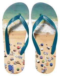Old Navy BEACH PRINT Sandals