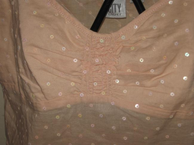 DKNY Sequin Top pink Image 2