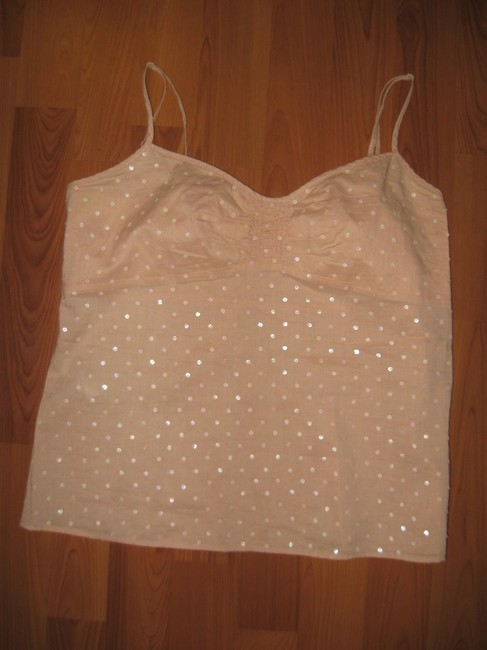 DKNY Sequin Top pink Image 3