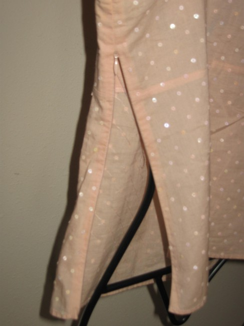 DKNY Sequin Top pink Image 4