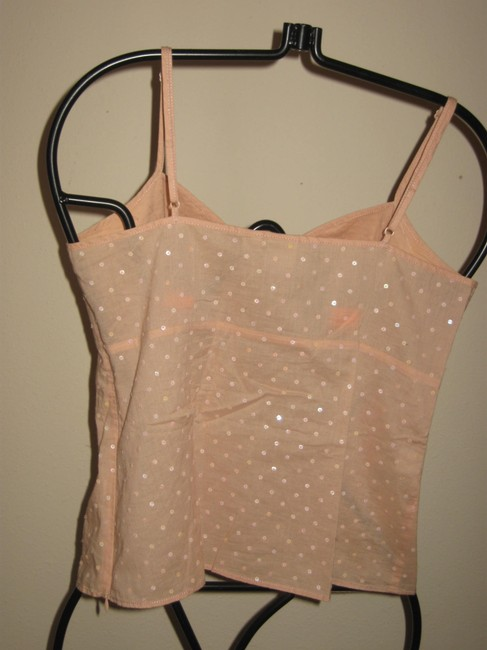 DKNY Sequin Top pink Image 5