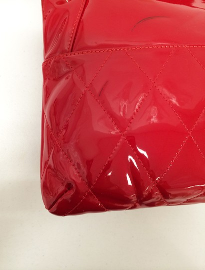 Coach Patent Leather Large Poppy 18678 Cross Body Bag Image 10