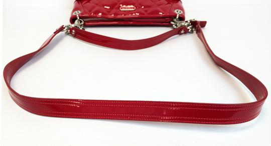 Coach Patent Leather Large Poppy 18678 Cross Body Bag Image 6