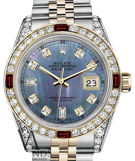 Preload https://img-static.tradesy.com/item/17150008/rolex-women-s-steel-and-gold-31mm-datejust-mop-dial-ruby-and-diamond-watch-0-1-540-540.jpg