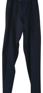Joie Capris Black and blue