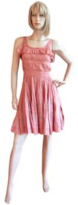 Nina Ricci short dress rose on Tradesy