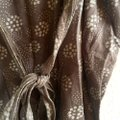 Abercrombie & Fitch Back Tie Summer Layering Top Brown Image 2