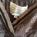 Abercrombie & Fitch Back Tie Summer Layering Top Brown Image 3
