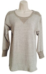 Isabel Marant Cotton Grey Sweater