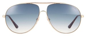 Tom Ford Tom Ford Cliff Aviator Sunglasses