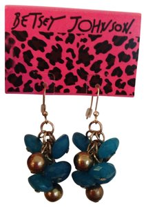 Betsey Johnson Betsey Johnson Drop Earrings