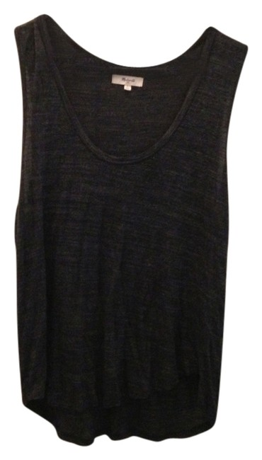 Preload https://item3.tradesy.com/images/madewell-tank-top-blue-gray-1715147-0-0.jpg?width=400&height=650