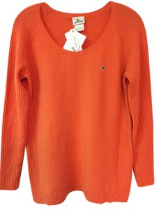 Lacoste Womens Ribbed Sweater