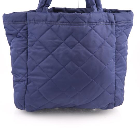 Marc by Marc Jacobs Large Tote in Navy blue Image 2