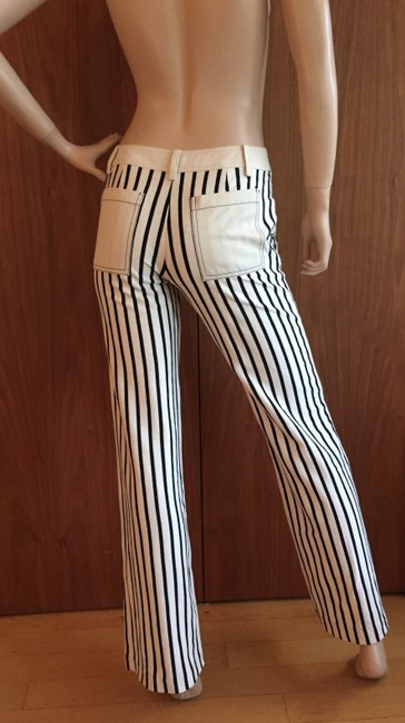 Derek Lam Straight Pants black and white Image 10