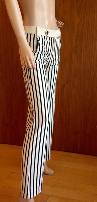 Derek Lam Straight Pants black and white Image 6