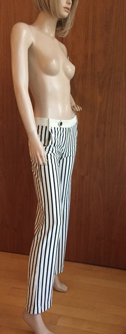 Derek Lam Straight Pants black and white Image 7
