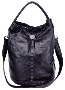 Marc by Marc Jacobs Leather Studs Staples Hobo Cross Body Bag