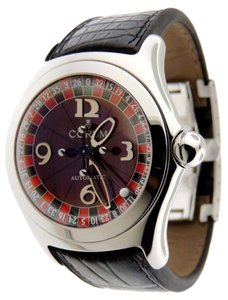 Corum Corum Bubble Casino Royal Roulette Auto Limited Edition 45mm SS Watch