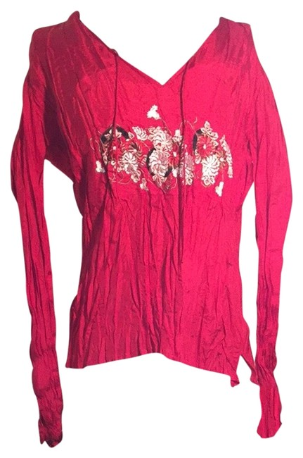 INC International Concepts Top Red