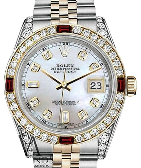 Preload https://img-static.tradesy.com/item/17155117/rolex-ladies-steel-and-gold-26mm-datejust-mop-82-dial-ruby-and-diamond-watch-0-1-540-540.jpg