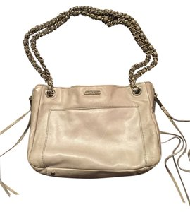 Rebecca Minkoff Leather Chain Durable Pockets Shoulder Bag