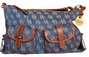 Dooney & Bourke Satchel in Blue