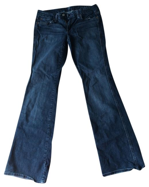 Preload https://item1.tradesy.com/images/7-for-all-mankind-boot-cut-jeans-washlook-1715775-0-0.jpg?width=400&height=650