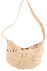 Marc by Marc Jacobs Denim Hobo Cross Body Bag