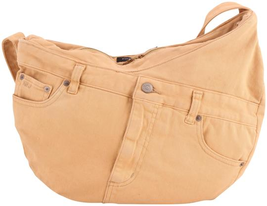 Marc by Marc Jacobs Denim Hobo Cross Body Bag Image 0