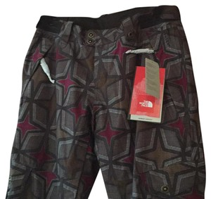 The North Face Athletic Pants Green pink