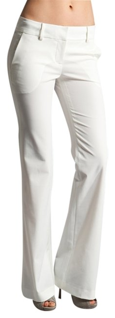 Preload https://item3.tradesy.com/images/elizabeth-and-james-off-white-flare-trousers-wide-leg-pants-size-0-xs-25-1716082-0-0.jpg?width=400&height=650