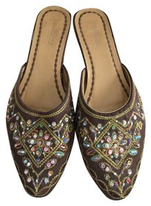 Matisse Brown Flats