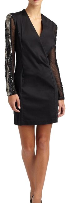 Preload https://img-static.tradesy.com/item/17163061/french-connection-black-starstruck-knee-length-night-out-dress-size-8-m-0-1-650-650.jpg