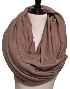 American Apparel American Apparel Circle/Infinity Scarf, Tri-Coffee/Taupe Color, Unisex