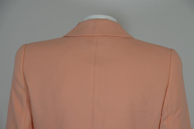 Louis Feraud Louis Feraud wool peach color women's pants suit size 4 on sale