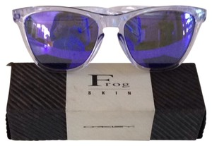 fd23128d119 Purple Oakley Sunglasses - Up to 70% off at Tradesy