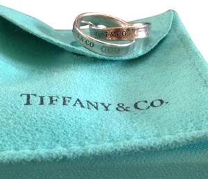 Tiffany & Co. Sterling Silver Gently Used Ring