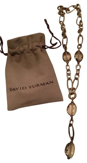 David Yurman David Yurman Lariat Necklace