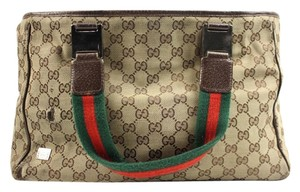 Gucci Princy Britt Soho Interlocking Gg Tote in Monogram