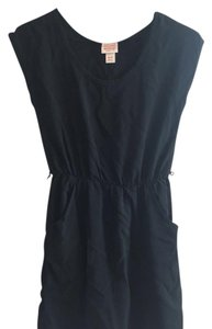 Mossimo Supply Co. short dress Black Little Pockets Classic Summer on Tradesy