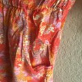 Mossimo Supply Co. short dress Multi bright colored Short Summer Colorful Pockets on Tradesy Image 3